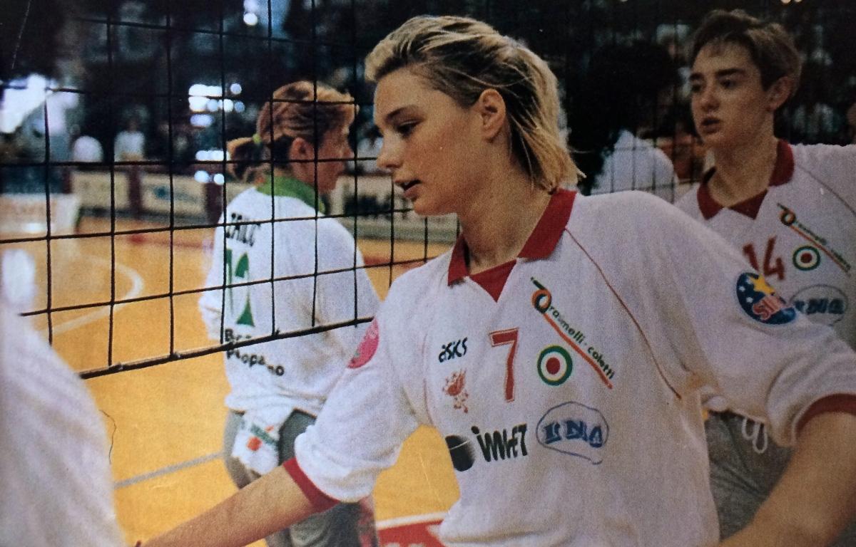 Maurizia Cacciatori e Cinzia Perona